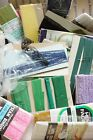 Large Lot of Mixed Bias Tape Piping Lace Seam Binding NOS Used Pkgs 141+ items!