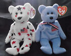 MWMT Rare Collectible 1998 2001 US Glory America TY Beanie Babies Bears