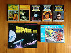 Vintage SPACE 1999 - Five Novels, 80 Piece Puzzle and Calendar