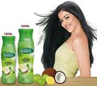 Dabur Vatika Enriched Pure Coconut Hair Oil Lemon Henna Amla shiny stronger hair