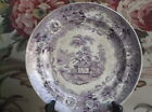 1850-1899 Ceramic Porcelain John Thomas Hudden ? Purple 9