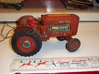 VTG TRACTOR TRADE MARK TOYS RED TRACTOR TIN FOR PARTS No. 100