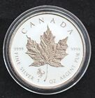 2014 Canada $5 One Ounce Reverse Proof Silver Maple Leaf with Horse Privy
