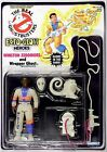 Kenner The real Ghostbusters Ecto Glow Winston Zeddmore MOSC c 8+