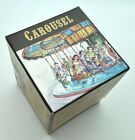 Tin Toys Carousel Maroon Collectible Welby Treasures Replica India Wind up