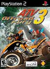 ATV Offroad Fury 3  (Sony PlayStation 2, 2004)
