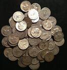 NICE 1/2 POUND LB BAG Mixed U.S. Junk Silver Coins ALL QUARTERS  90% Silver 1964