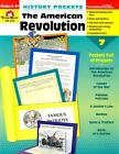 History Pockets The American Revolution by Evan Moor Educational Publishers
