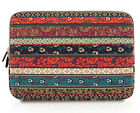 Bohemian Style Canvas Fabric 13Inch Netbook/ Computer/Mystic Forest, Sleeve Case