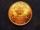 2012 ONE OUNCE COPPER ROUND--OLD BUFFALO HEAD DESIGN--UNCIRCULATED