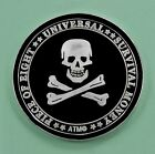 Pirate & Piece of Eight  .999 silver,  one Troy ounce