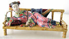 Oriental Chinese Ceramic / Porcelain Woman Figurine Great Beauty