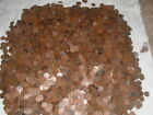 30 lbs Lincoln Wheat cents-cull lot,dirty,worn,cleaned,damage .Approx. 4500coins