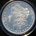 1879-S NEAR GEM BU PROOFLIKE MORGAN DOLLAR WITH GEORGEOUS DETAILS!