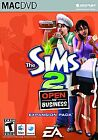 Sims 2: Open for Business  (Mac, 2006)