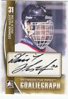 Dominik Hasek 2013-14 ITG Between The Pipes GoalieGraph Auto Autograph *U310