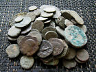 Lot of 80 Ancient Roman Uncleaned Bronze Coins Follis ( 6 )