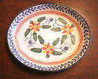 Hand Painted Collection Tabletops Unlimited MALLORCA Serving Platter