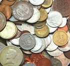 2 + Pounds Foreign Coins - Over 2 lbs and approx 200 coins