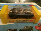 Aurora Thunderjet #1431 McLaren Elva Flame thrower Car w Box & original Label