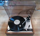 THORENS TD145 TD 145 TURNTABLE RECORD PLAYER + EMPIRE CARTRIDGE GREAT CONDITION