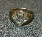 CUB SCOUT STERLING SILVER RING