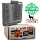 Akoma Hound Heater Dog House Furnace Deluxe with Cord Protector 110 Volt HHF-PC