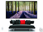 MASSIVE ART PAINTING verbena forest TREES LANDSCAPE AUSTRALIA jane crawford
