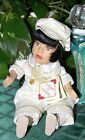 Collectible African American  Doll Collector's Choice Porcelain,musical,animated