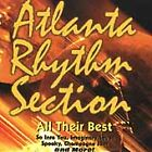 Atlanta Rhythm Section - All Their Best (1999) - Used - Compact Disc