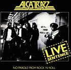 Live Sentence by Alcatrazz (CD-1990, Grand Slamm) FEAT. YNGWIE MALMSTEEN