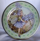Metal Repleca Plate The Chicory Fairies Flower Fairies, Cicely Mary Barker A1