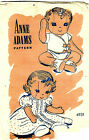 VINTAGE 1946 - APP. 18 IN. ANNE ADAMS MAIL ORDER DOLL + CLOTHES