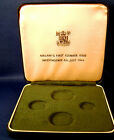 COLLECTORS COIN HOLDER DISPLAY CASE For MALAWI (7/6/'64 INDEPENDENCE, 1ST ISSUE)