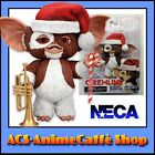 NECA GREMLINS ACTION FIGURE EXCLUSIVE SANTA GIZMO NEW IN BLISTER NUOVO