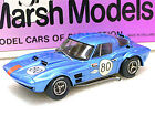 Marsh Models CORVETTE GRAND SPORT 1:43 Factory Build
