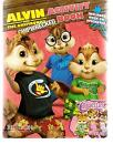 ALVIN and the CHIPMUNKS COLORING BOOK Activity CHIPETTES Color Hobby New