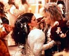 DAVID BOWIE Jareth and Sarah at the Masquerade Ball LABYRINTH 8X10 PHOTO #664
