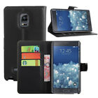 wallet leather case pouch / Card Holder for Samsung Galaxy Note Edge SM-N915 a