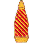 9th Field Artillery Division Patch