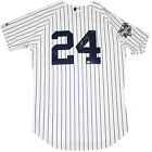 Tino Martinez Signed New York Yankees Authentic Pinstripe Jersey w 2000 Patch