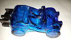 ESTATE FIND 1970's Vintage AVON Collectible BOTTLE DUNE BUGGY Spicy Blue org BOX