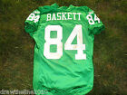 2010 Philadelphia Eagles Game Used Worn HANK BASKETT Jersey Authenticated Kendra