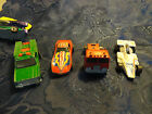 4 Old Hot Wheels Redline Lot Used !