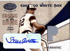 2004 Leaf Certified Steve Carlton Fabric of the Game AUTO 5