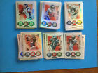 2010 Topps ATTAX Football Complete set of 75  RED ZONE FOIL cards .