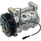 NEW AC 10S11C COMPRESSOR OEM 12496467 CHEVROLET TRACKER 99 1999 00 01 02 03