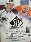 2013-14 UD SP AUTHENTIC HOCKEY HOBBY SEALED BOX