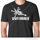 SPACE CRAWLER T Shirt custom major box art matt 60s Vintage Toy Mason Figures