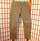 DSQUARED2 KENNY TWIST GREEN RUNWAY DC DC RARE VINTAGE JEANS PANTS 33 34 50 48